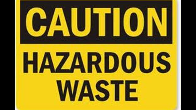 Safely Get Rid of Dangerous Household Waste