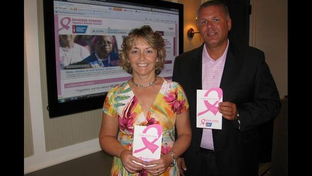 New Making Strides Walk Coming to Bedford in October