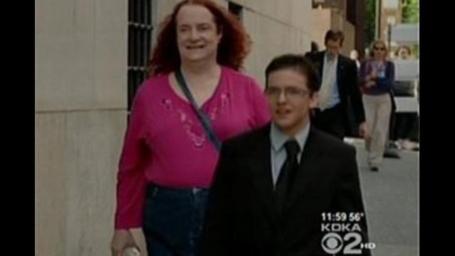 Transgender Couple Speaks Out at Grand Jury Hearing
