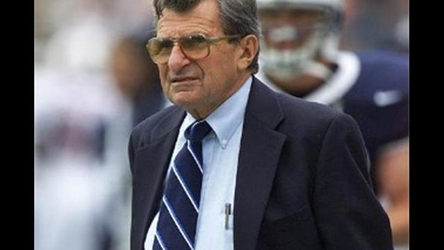 PSU, Paterno Family Discuss JoePa Statue Mementos
