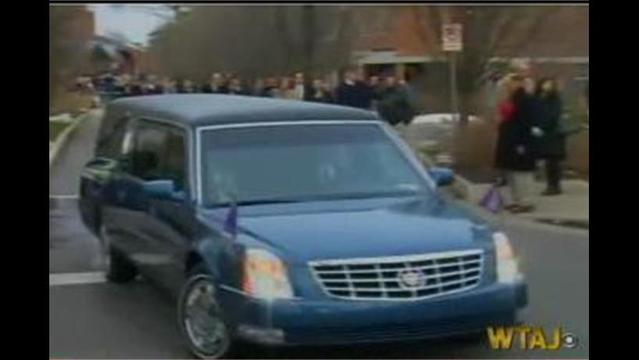 Thousands Line Streets for Paterno Procession