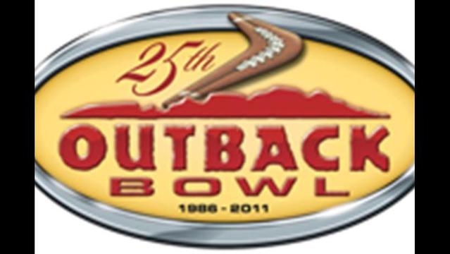 Paterno Ready for Saturday's Outback Bowl
