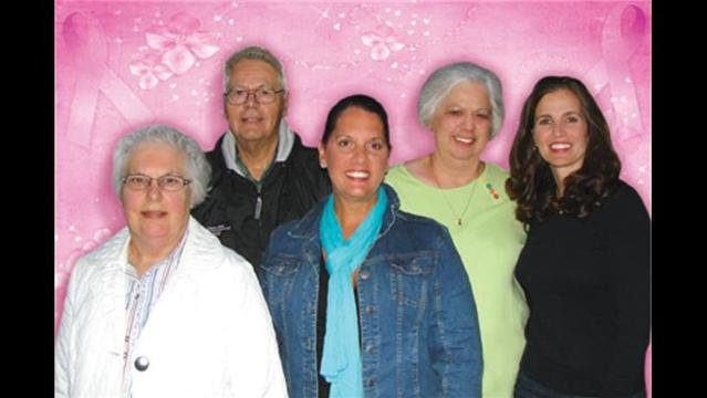 DelGrosso Family Helps With Breast Cancer Research