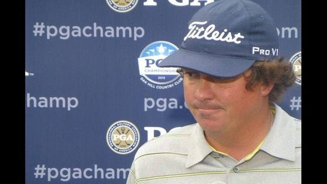 Jason Dufner Breaks Oak Hill Course Record