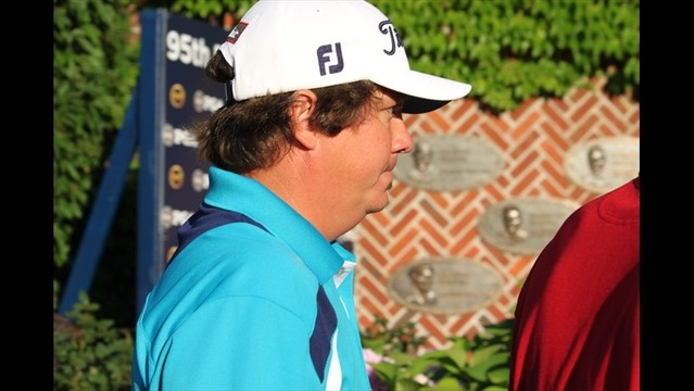 Jason Dufner wins the 95th PGA Championship