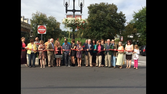 Ribbon cutting ceremony held for new businesses in Bellefonte