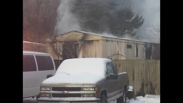 Fire claims the lives of 2 people