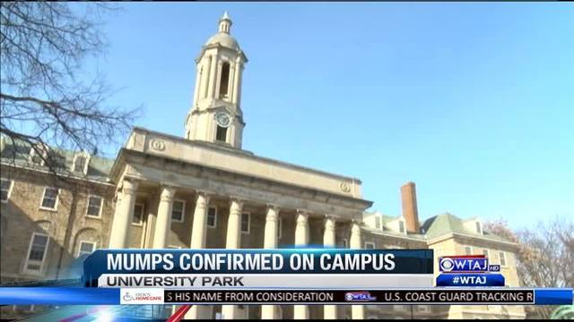 U of A officials say four cases of mumps confirmed