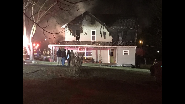 Several crews respond to house fire