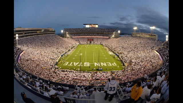 Penn State's Beaver Stadium to receive 'substantial renovations,' maintain capacity