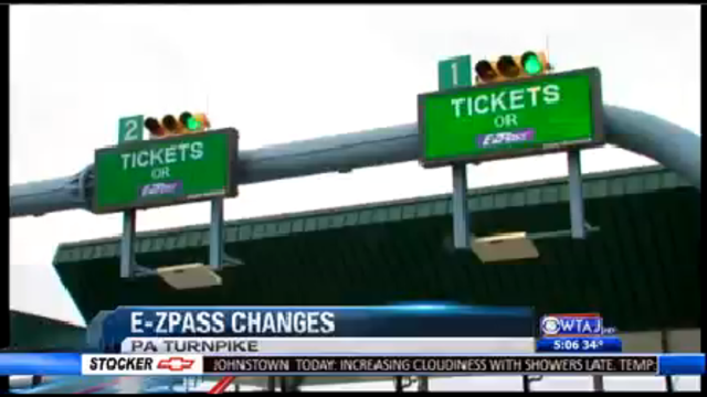 ZPass won't be as EZ approaching Mid-County for 3 weeks