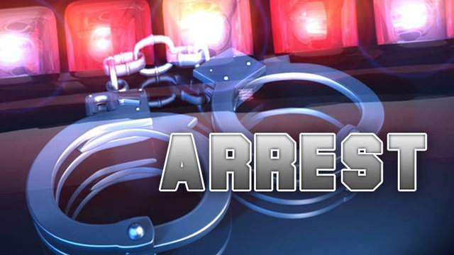Two people arrested for theft