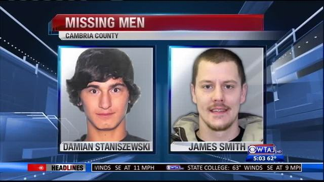 Missing persons investigation continues