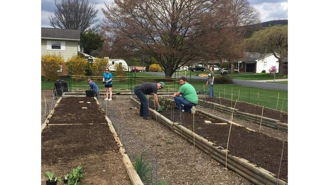 Giving Garden: Produce for anyone in need