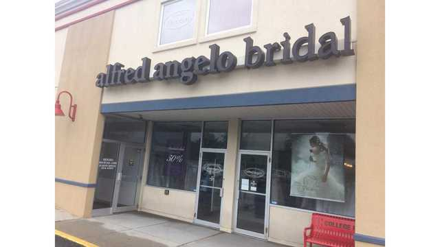 Brides told Alfred Angelo bridal stores are closing