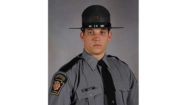 Funeral services scheduled for PA State Trooper