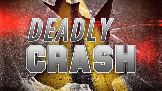 Man killed in crash identified