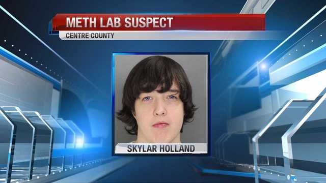 Meth lab discovery has one in custody, warrants out for two others