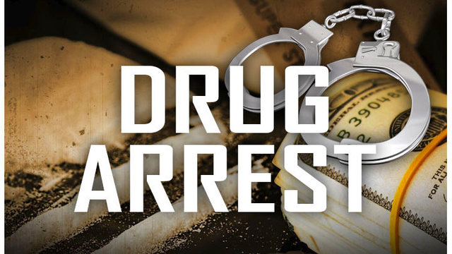 Man & woman busted with heroin