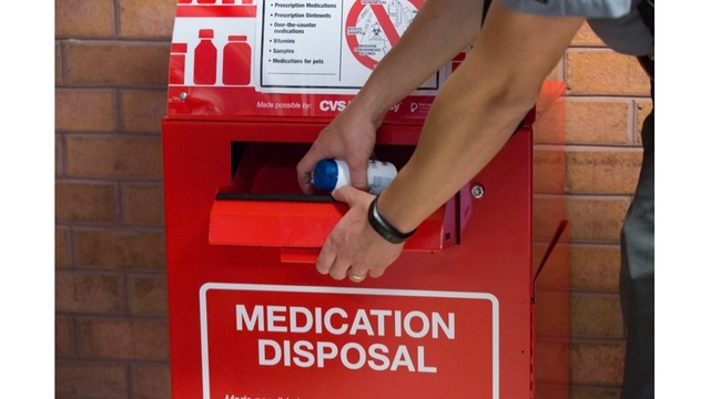 Drug take-back boxes coming to state police stations