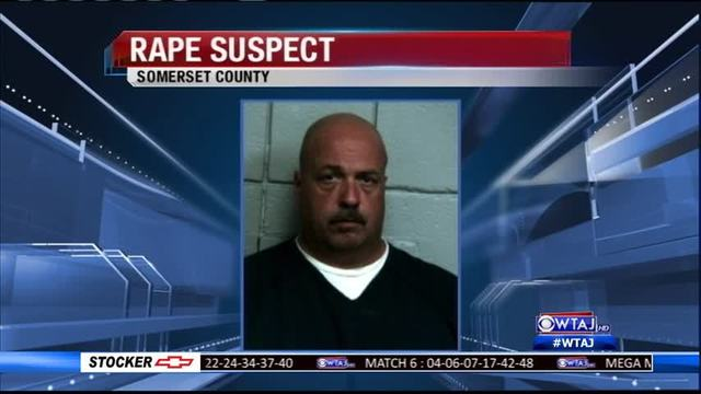 Former Somerset High employee accused of rape