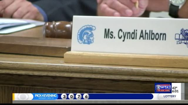 Petition to remove school board president dismissed