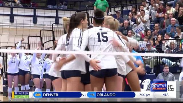 Nittany Nuggets: Volleyball hires new assistant