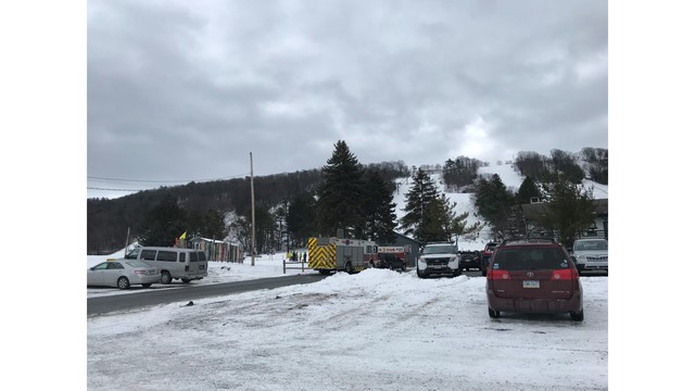 5 injured in Pennsylvania ski lift mishap
