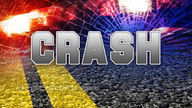 Crash causes gas leak in Blair County