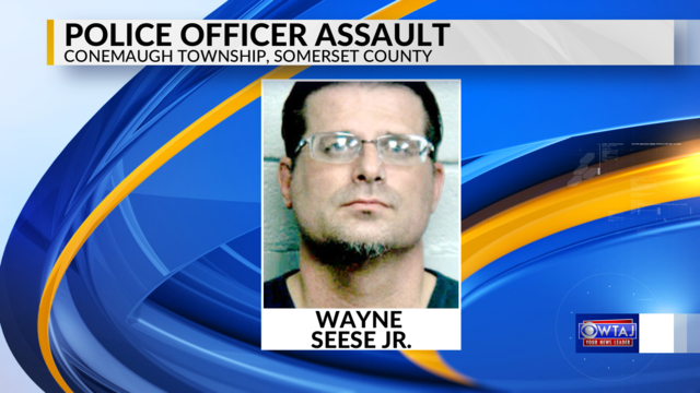 Police assault suspect headed for trial