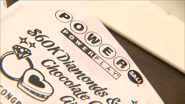 Luck strikes on St. Patrick's Day for $457 million Powerball victor