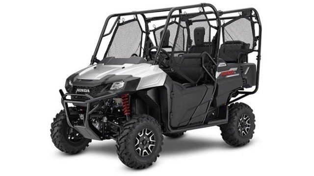Police search for stolen off-road vehicle