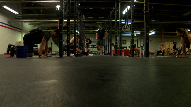 Altoona gym holds special workout to honor veterans