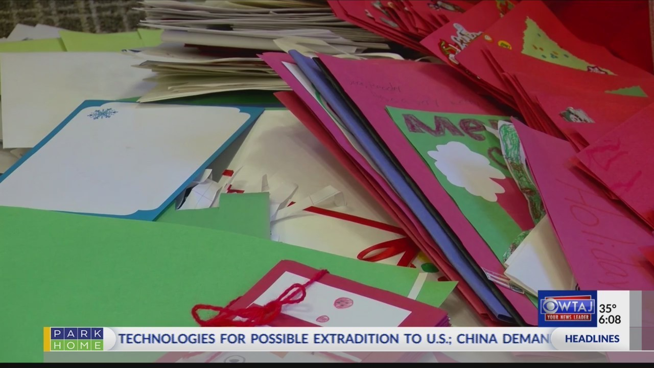 Thousands of cards collected for wounded soldiers
