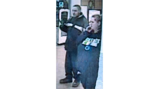 State College Police looking for male and female accused of stealing from Walmart
