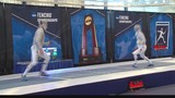 PSU Fencing Bringing In International Athletes