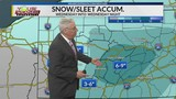 Overnight Weather Forecast Tuesday, February 19th, 2019