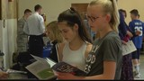 Career Day for Delta Program Middle School students