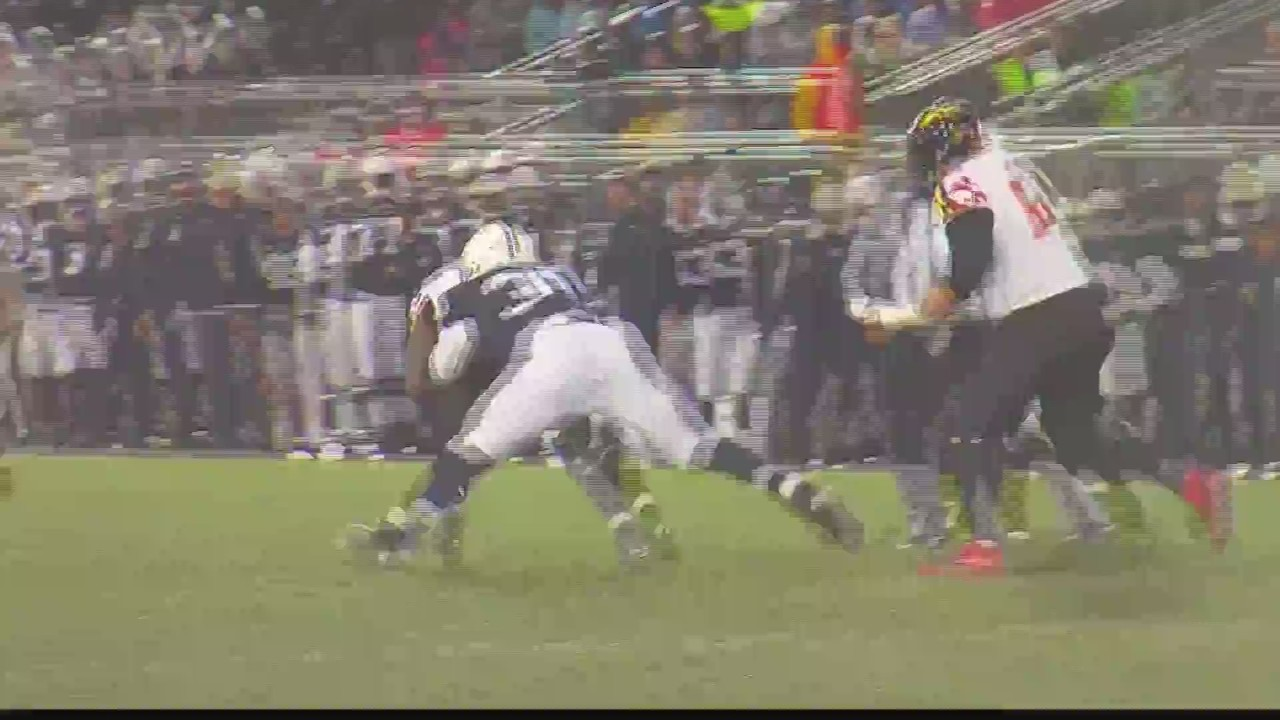 Former PSU DT, Altoona native Givens signs NFL rookie contract