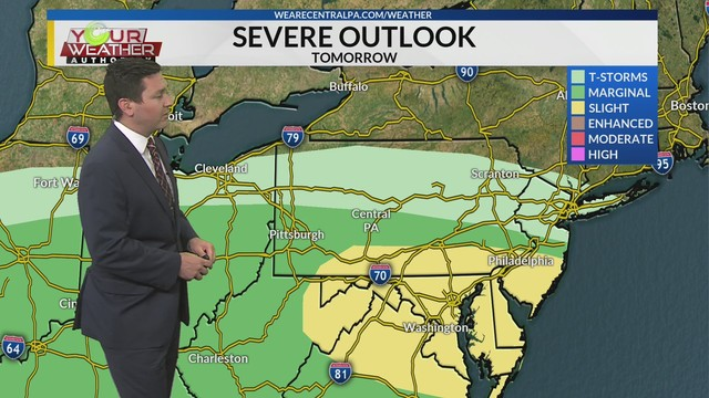 Pa weather outlook