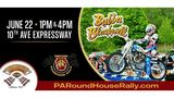 Stunt rider comes back to Altoona for Roundhouse Rally